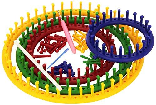 Set 4 telares circulares