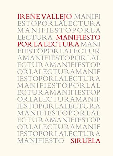Manifiesto por la lectura (Catálogos y Ediciones Especiales