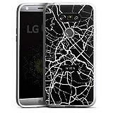 DeinDesign Coque en Silicone Compatible avec LG G5 Étui Silicone Coque Souple Plans...