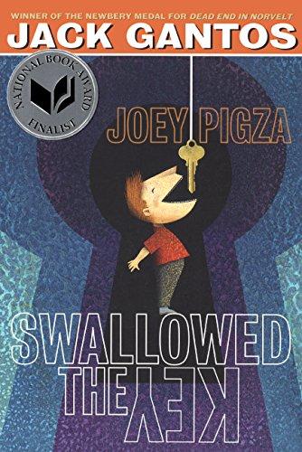 Joey Pigza Swallowed The Key (Turtleback School & Library Binding Edition) (Joey Pigza Books)