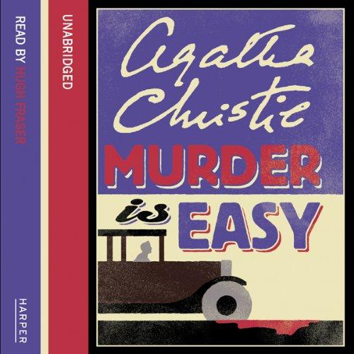 Murder is Easy cover art