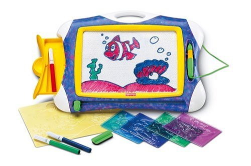 Mattel - Fisher Price H7338 - Doodle Pro Color