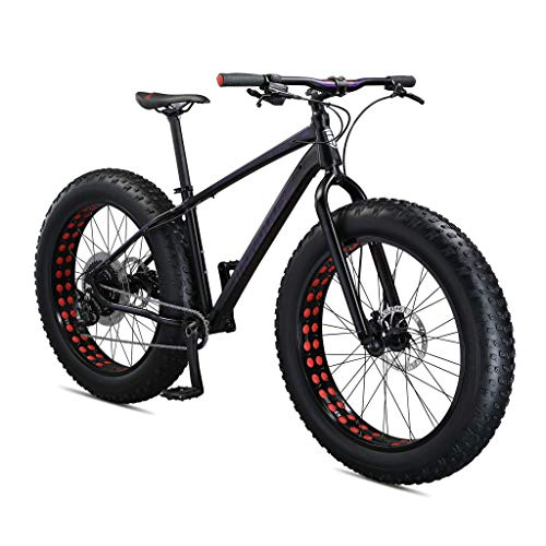 Why Should You Buy Mongoose Argus Sport Fat Tire Bike, 10-Speed, 26-inch Wheels, Mens Large, Black, ...