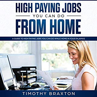 High Paying Jobs You Can Do from Home cover art