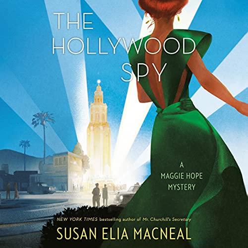 Page de couverture de The Hollywood Spy