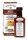 Watkins Maple Extract with Other Natural Flavors, 2 oz. Bottles,...