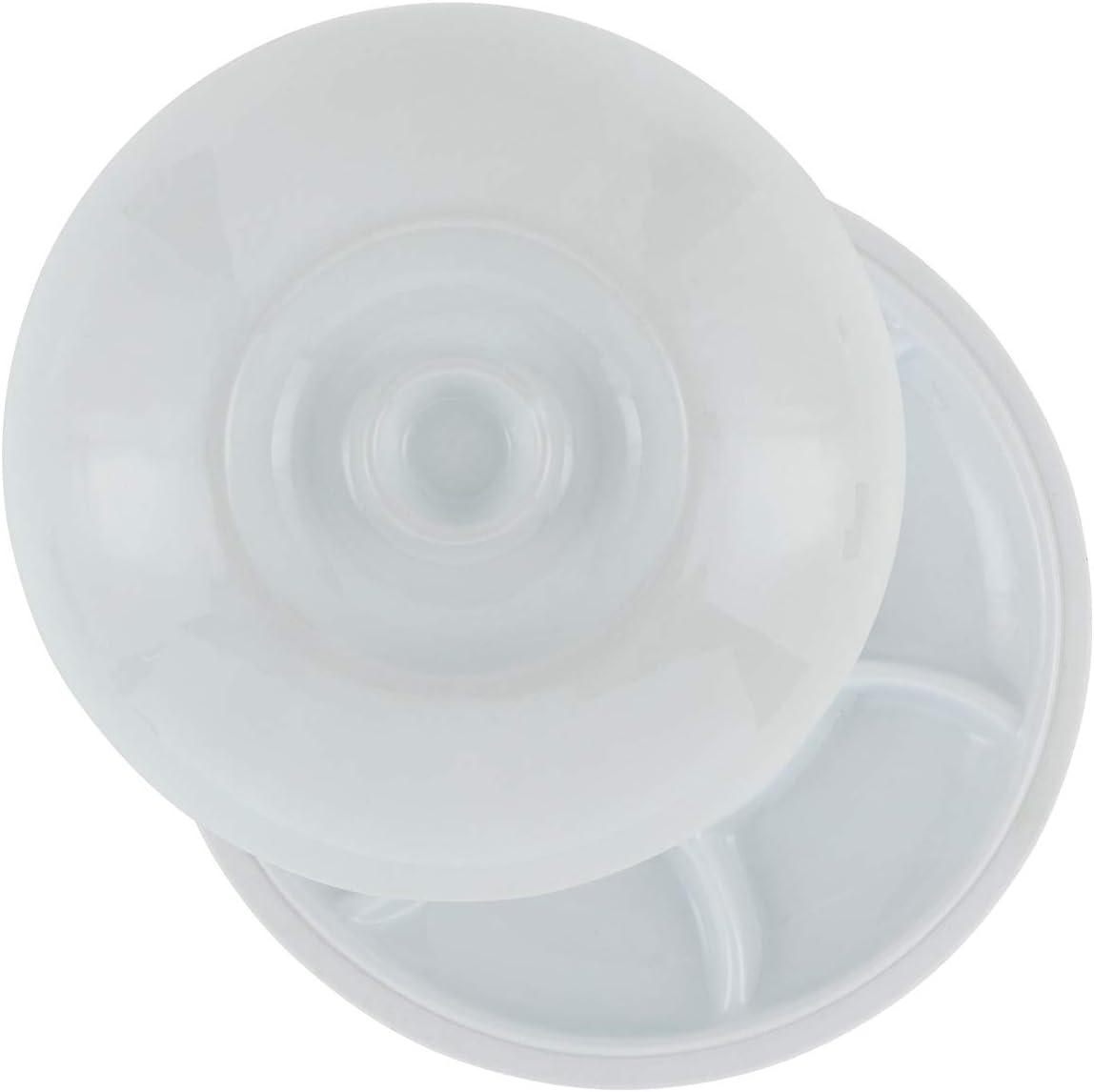 Creative Translated Mark Free Shipping Cheap Bargain Gift English Glazed White Giant Watercolor Porcelain Di
