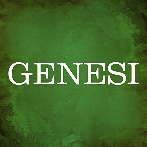 Genesi [Genesis] audiobook cover art