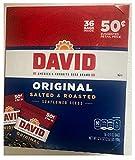 David Seed SunFlower Seeds, Original, 0.9 Ounce, 36 pack