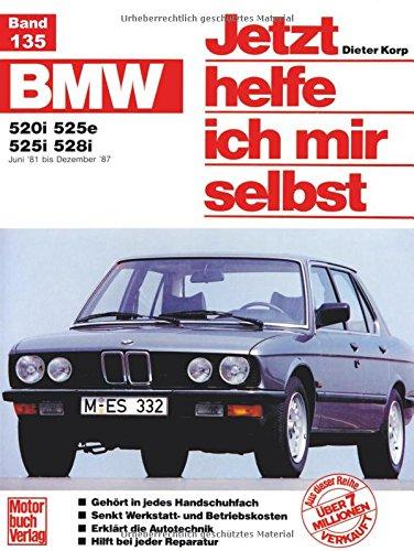 Korp, D: BMW 520i/525e/525i/528i