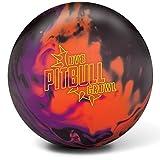 DV8 Pitbull Growl Bowling Balls, Black/Purple/Orange, 15 lb
