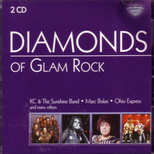Diamonds of Glam Rock