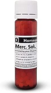 Homeopathic Remedy/Medicine 30c - MERC. sol. - 10 Grams