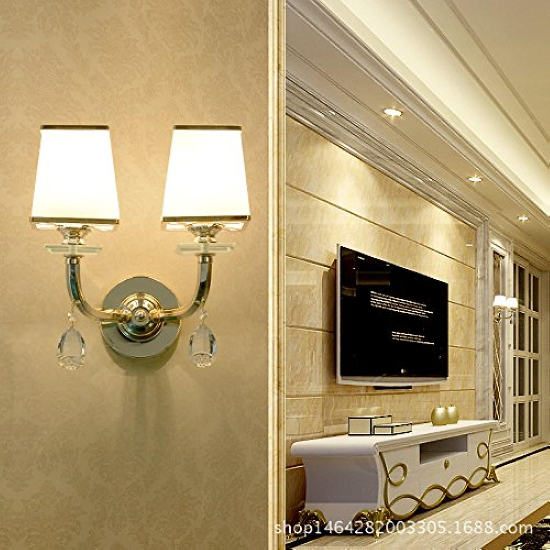 VC-moderne, minimalistische wall lamp, crystal wall lamp, europischen stil kreative persnlichkeit, wall lamp, wohnzimmer, schlafzimmer, club,double
