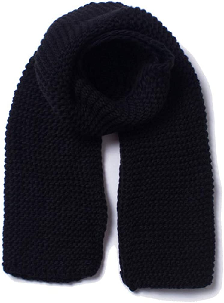 Idea Houses Women's Scarves Long Shawl Winter Thick Warm Knit Large Solid Color Scarf