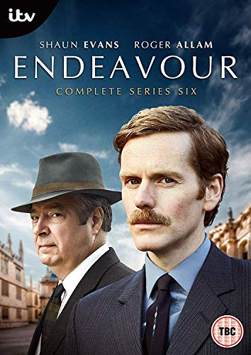 Endeavour Series 6 [2 DVDs] [UK Import]