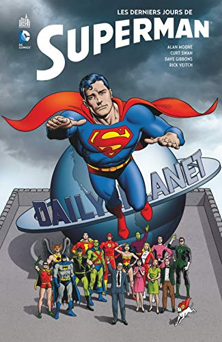 LES DERNIERS JOURS DE SUPERMAN