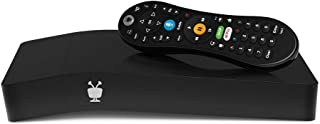 TiVo Bolt VOX 500GB (75 Hours Recording) DVR - Cable or OTA, HD Antenna Over The Air | CableCARD | Streaming 4K HD Media Player | Voice Control (RENEWED), Black