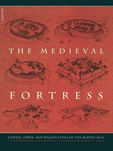 Compare Textbook Prices for The Medieval Fortress: Castles, Forts, And Walled Cities Of The Middle Ages First Printing from This Publisher Edition ISBN 9780306813580 by Kaufmann, J.E.,Kaufmann, H.W.