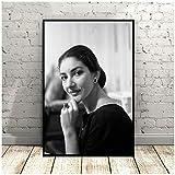xiongda Maria Callas Kunst Film Poster Wandbilder für