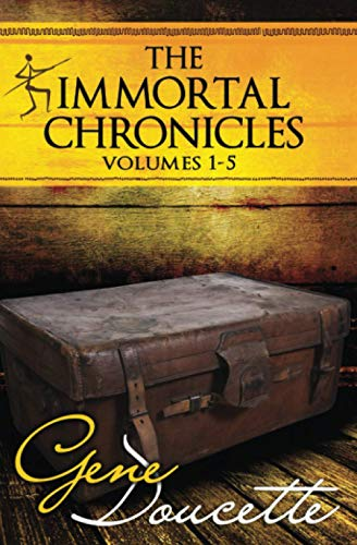 The Immortal Chronicles: Volumes 1-5