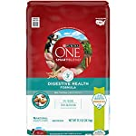 Purina ONE Probiotics, Natural Dry Dog Food, SmartBlend Digestive Health Formula – 31.1 lb. Bag
