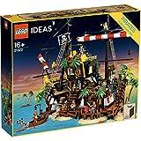 レゴ (LEGO) アイデア 赤ひげ船長の海賊島 21322 流通限定品