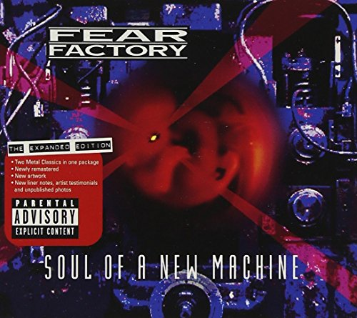 Soul Of A New Machine (Remast.+ Ep Fear