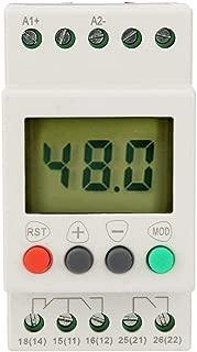 SVR1000 Single Phase Protection Relay Over-Voltage 50V-300V Under-Voltage 1V-90V AC/DC(AD220)
