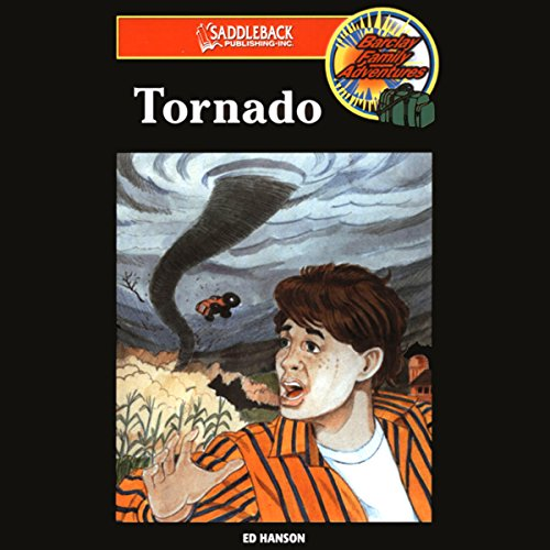 Tornado audiobook cover art