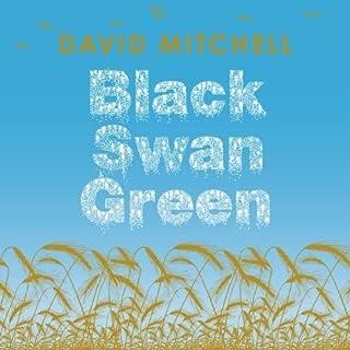 Black Swan Green cover art