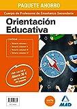 Paquete Ahorro, Orientación Educativa, Cuerpo de Profesores de Enseñanza Secundaria