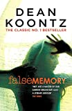 False Memory: Dean Koontz