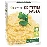 HIGH PROTEIN: Packed with 15g protein, our fettucine alfredo is designed to increase fullness longer. LOW CALORIE: Containing only 130 calories per serving, our chicken alfredo is a great low calorie meal option. QUICK & EASY PREP: Our pasta is not o...