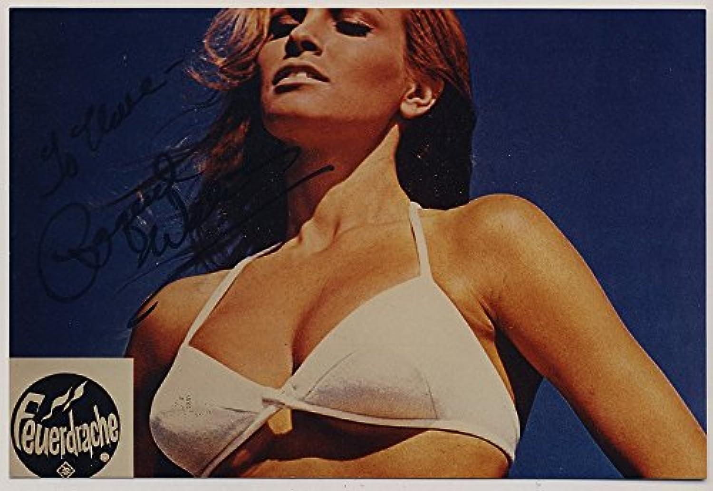 © 1960's 1960's 1960's RAQUEL WELCH BIKINI GIRL SEXY BUSTY TIRAGE PHOTO KODAK SIGNÉ DÉDICACÉ  FANARTIKEL  KUNSTOBJEKT  B00RFLDJQO | Exzellente Verarbeitung  460a50