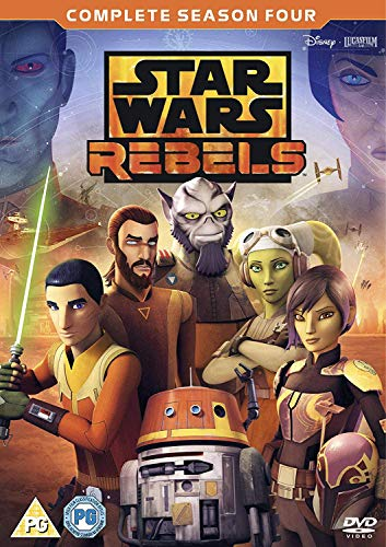 Star Wars Rebels: Season 4 [Edizione: Regno Unito]