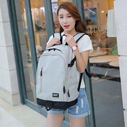 caliente Corea Edition bolsa de hombro bolsas de de de lona de gran capacidad para los estudiantes de escuela intermedia con bolsas de equipo bolsa de deporte de ocio, gris  hasta un 60% de descuento