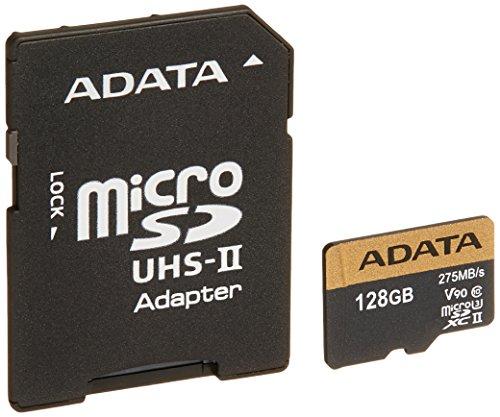 ADATA Premier ONE 128GB SDXC UHS-II...