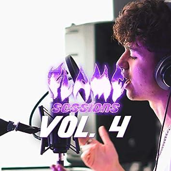 Flame Freestyle, Vol. 4 (feat. Tellez)
