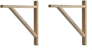 IKEA - EKBY VALTER Wood Selves Bracket, Depth 11