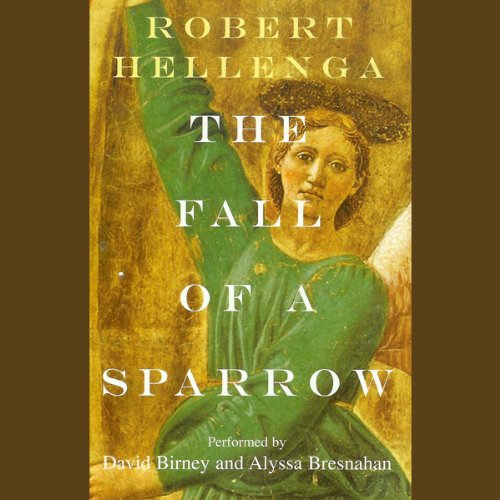 The Fall of A Sparrow audiobook cover art