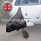 Caravan A frame towing hitch cover EXTRA LARGE SIZE, Waterproof Nylon Made In