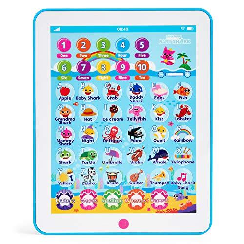 WowWee Pinkfong Baby Shark Tablet - Educational Preschool Toy