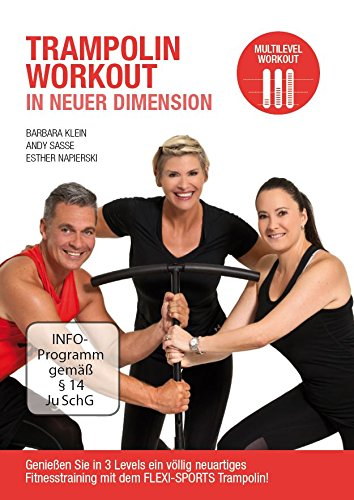 fitness trampolin dvd
