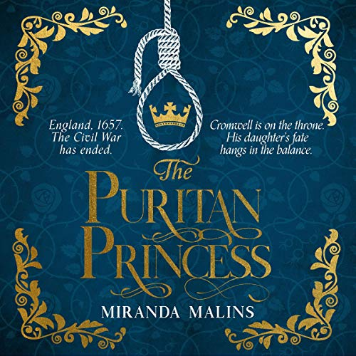 The Puritan Princess cover art