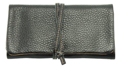 ライテック 灰皿・喫煙具 ブラックイエロー 16.5×2×9.2cm