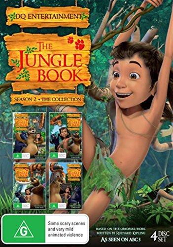 Das Dschungelbuch / The Jungle Book - Season 2 (Vol. 1-4) - 4-DVD Set ( ) [ Australische Import ]
