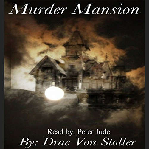 Murder Mansion cover art
