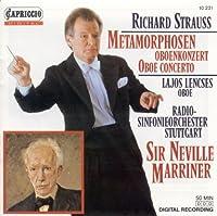 Metamorphosen/Concerto Oboe