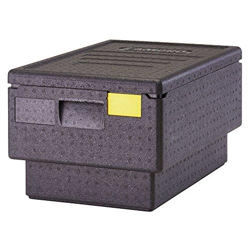 CAMBRO - Contenedor isotérmico de uso profesional, apilable con apertura superior para recipietnes GN 1/1 de 20 cm profundidad.